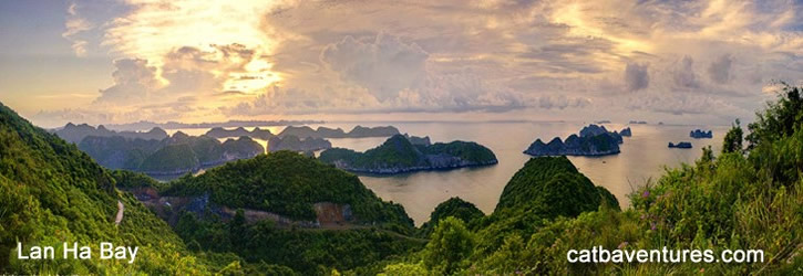 Lan Ha Bay Cat Ba Island
